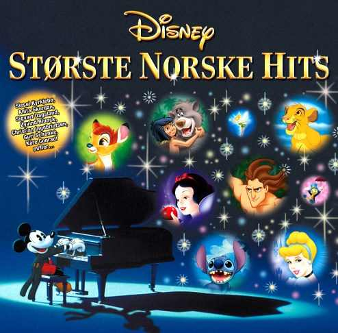 Cover Disney hits